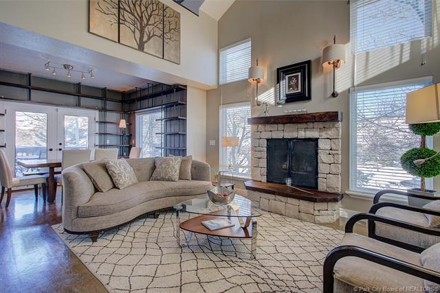 8003 Mustang Loop Road, Park City, UT 84098 (MLS #11902177) :: High Country Properties