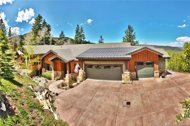7148 Canyon Drive, Park City, UT 84098 (MLS #11902187) :: High Country Properties