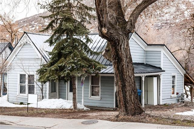 1124 Park Avenue, Park City, UT 84060 (MLS #11902202) :: Lookout Real Estate Group
