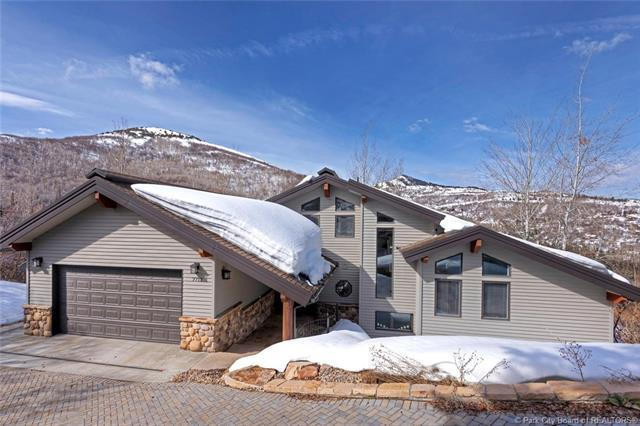 7712 Tall Oaks Drive, Park City, UT 84098 (MLS #11903227) :: Lookout Real Estate Group