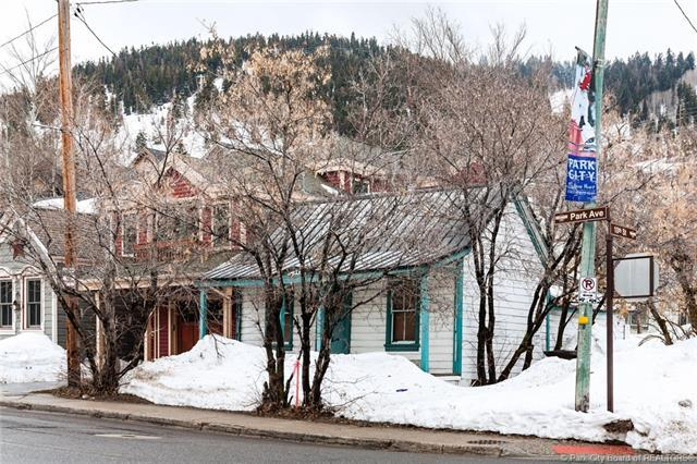 959 Park Avenue, Park City, UT 84060 (MLS #11903228) :: Lookout Real Estate Group