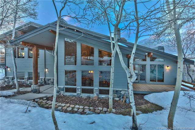 2523 Aspen Springs Drive, Park City, UT 84060 (MLS #11903257) :: High Country Properties