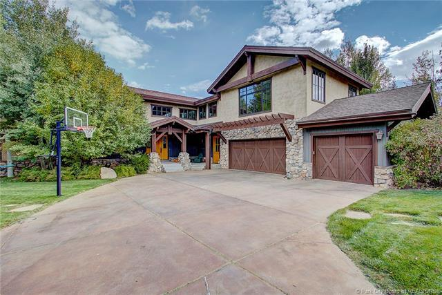 1176 Cottonwood Lane, Park City, UT 84098 (MLS #11903308) :: High Country Properties