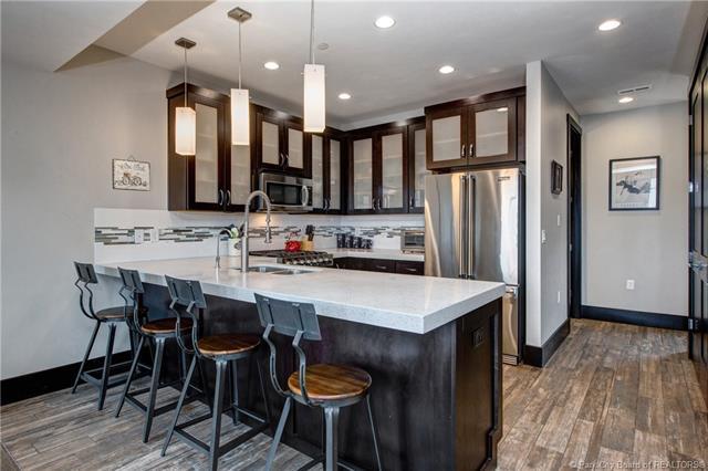 3808 Blackstone Drive #23, Park City, UT 84098 (MLS #11903347) :: High Country Properties