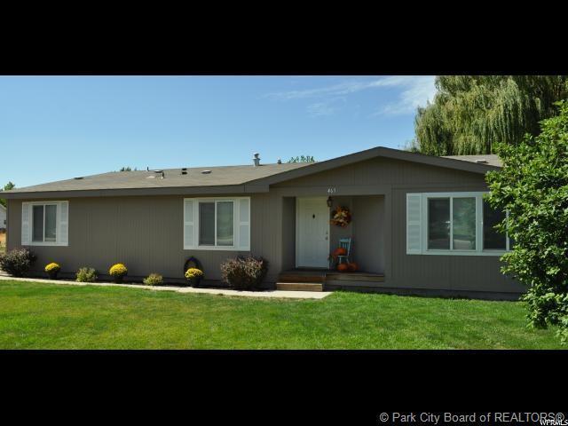 465 N 200, Heber City, UT 84032 (MLS #11903369) :: High Country Properties