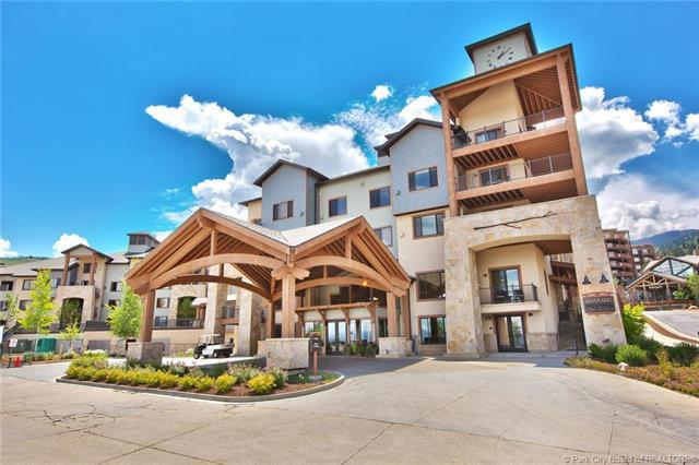 2669 Canyons Resort Drive #101, Park City, UT 84098 (MLS #11903385) :: The Lange Group