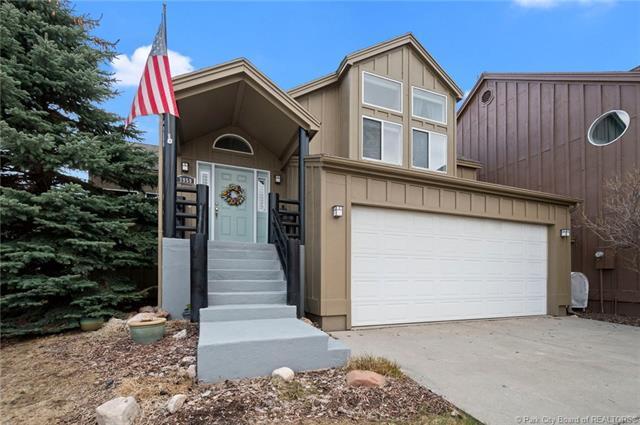 7959 Mustang Loop, Park City, UT 84098 (MLS #11903399) :: High Country Properties