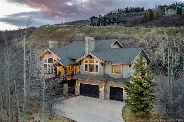 962 Aerie Drive, Park City, UT 84060 (MLS #11903400) :: High Country Properties