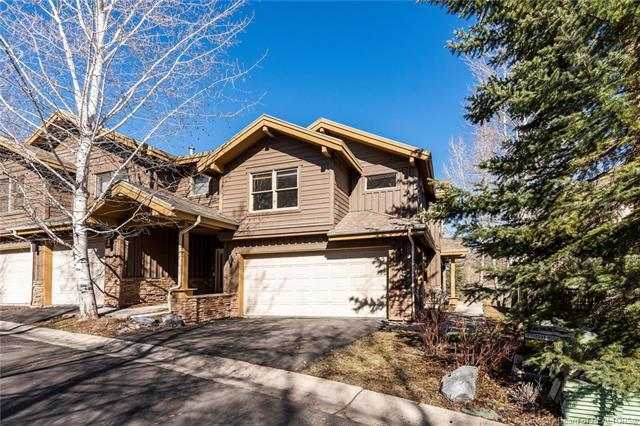 17 Trailside Court #43, Park City, UT 84060 (MLS #11903411) :: The Lange Group