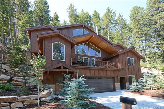 455 Upper Evergreen, Park City, UT 84098 (MLS #11903431) :: High Country Properties