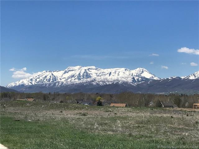431 N Haystack Mountain Dr (Lot 32), Heber City, UT 84032 (MLS #11903444) :: High Country Properties