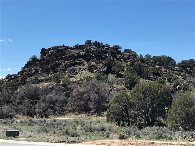 546 N Red Mountain Ct (Lot 220), Heber City, UT 84032 (MLS #11903445) :: High Country Properties