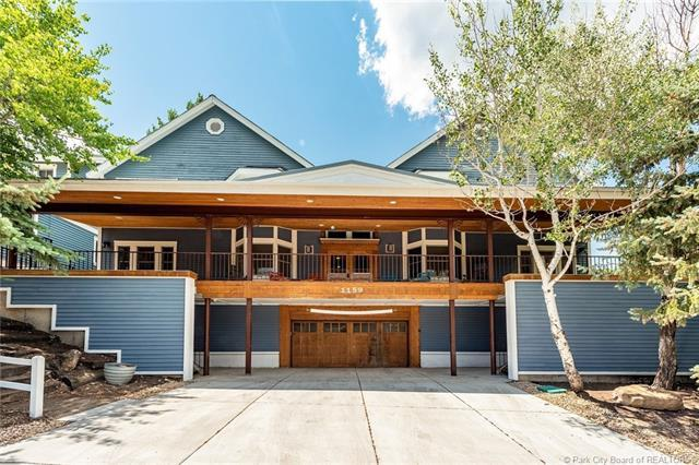1159 Empire Avenue 1,2,3,4, Park City, UT 84060 (MLS #11903451) :: Lawson Real Estate Team - Engel & Völkers