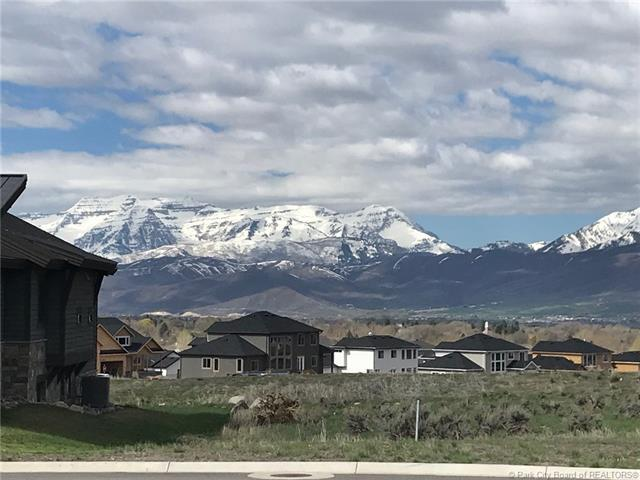 626 N Haystack Mountain Dr (Lot 339), Heber City, UT 84032 (MLS #11903452) :: High Country Properties