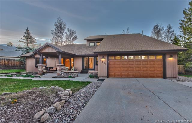 4855 E Meadows Drive, Park City, UT 84098 (MLS #11903472) :: High Country Properties