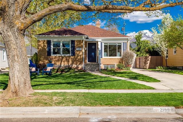 2199 S 1800 East, Salt Lake City, UT 84106 (MLS #11903474) :: High Country Properties