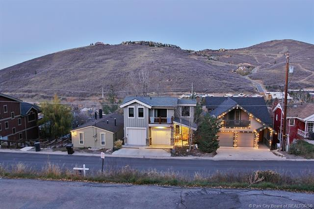 1061 Lowell Avenue, Park City, UT 84060 (MLS #11903479) :: High Country Properties