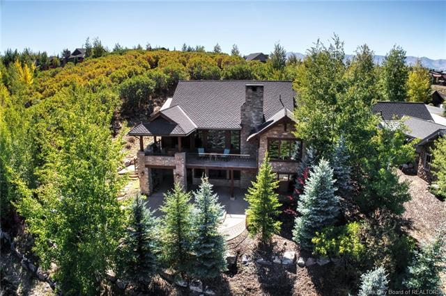 8670 N Ranch Club Court, Park City, UT 84098 (MLS #11903513) :: High Country Properties