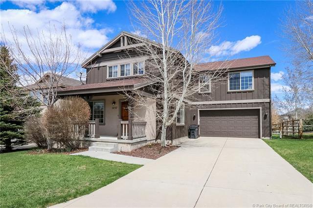 1237 E Foxcrest Drive, Park City, UT 84098 (MLS #11903536) :: High Country Properties