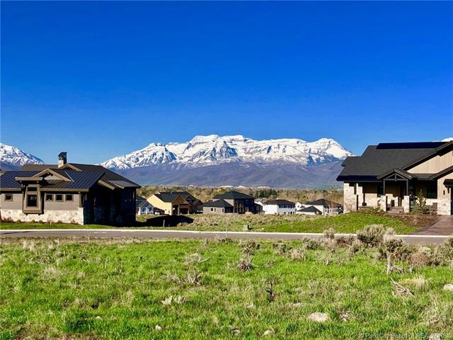 642 N Haystack Mountain Dr (Lot 338), Heber City, UT 84032 (MLS #11903544) :: Lawson Real Estate Team - Engel & Völkers