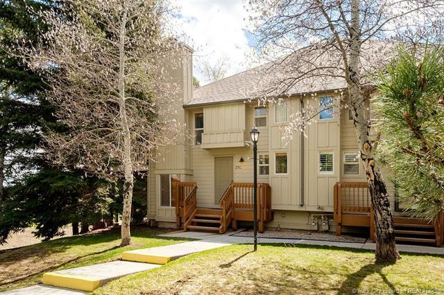 2100 Canyons Resort Drive 21C, Park City, UT 84098 (MLS #11903548) :: High Country Properties
