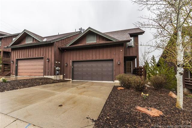 5151 Cove Canyon Drive B, Park City, UT 84098 (MLS #11904611) :: High Country Properties