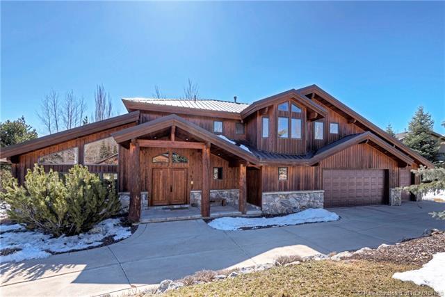 2897 American Saddler, Park City, UT 84060 (MLS #11904618) :: High Country Properties