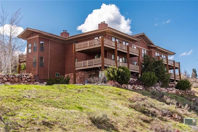 8021 Gambel Drive T-21, Park City, UT 84098 (MLS #11904639) :: High Country Properties