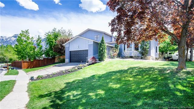 2660 E Willow Hills Drive, Salt Lake City, UT 84093 (MLS #11904667) :: The Lange Group
