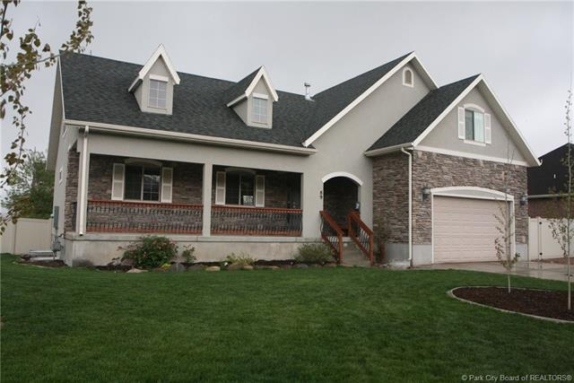 89 W 300 South, Midway, UT 84049 (MLS #11904674) :: The Lange Group