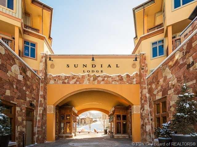 3720 N Sundial Court C313, Park City, UT 84098 (MLS #11904765) :: The Lange Group