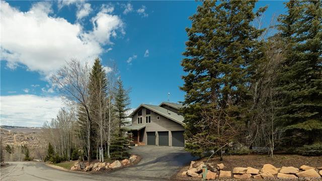 3234 Big Spruce Way, Park City, UT 84098 (MLS #11904766) :: High Country Properties