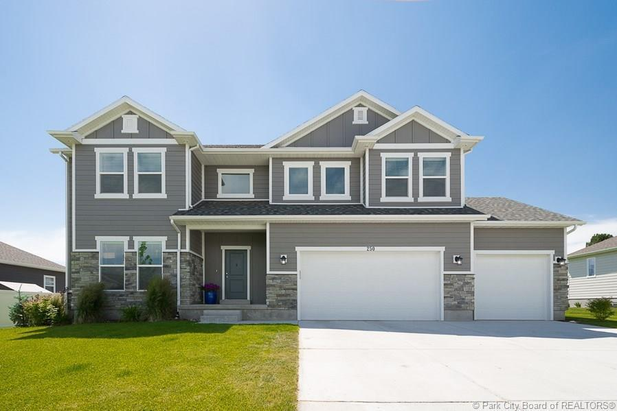 250 S 300 East, Midway, UT 84049 (MLS #11904770) :: The Lange Group