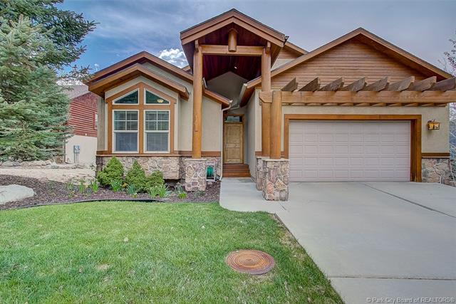 12607 N Deer Mountain Boulevard, Kamas, UT 84036 (MLS #11904773) :: The Lange Group