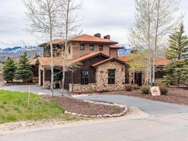 2007 Saddlehorn Drive, Park City, UT 84098 (MLS #11904828) :: High Country Properties