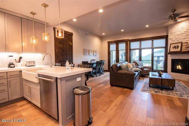 3793 Blackstone Drive 2H, Park City, UT 84098 (MLS #11907869) :: High Country Properties