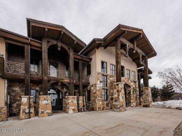 5320 Cove Hollow Lane, Park City, UT 84098 (MLS #11908047) :: Lookout Real Estate Group
