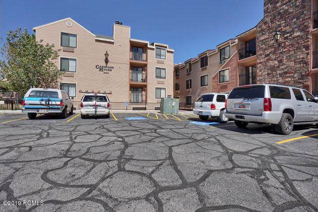 1940 Prospector Avenue #313, Park City, UT 84060 (MLS #11908105) :: Lookout Real Estate Group