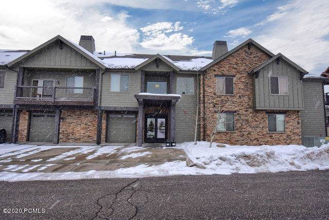 14275 N Buck Horn Trail 41D, Heber City, UT 84032 (MLS #12000087) :: Lawson Real Estate Team - Engel & Völkers