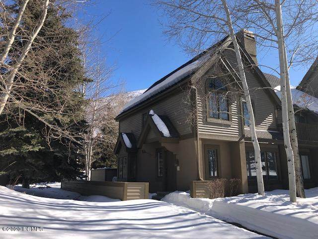 3160 Deer Valley Dr. #10, Park City, UT 84060 (MLS #12000467) :: Lawson Real Estate Team - Engel & Völkers
