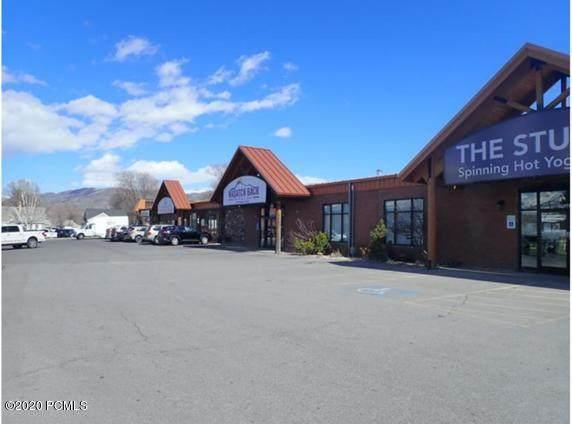 55 E Center Street, Heber City, UT 84032 (MLS #12001493) :: Park City Property Group