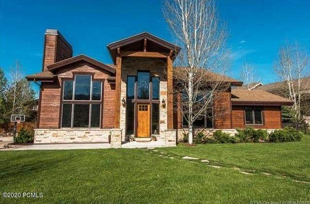 5024 Charlais Lane, Park City, UT 84098 (MLS #12002086) :: Lookout Real Estate Group