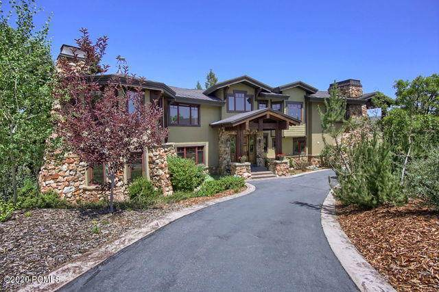 4128 Moose Hollow Road, Park City, UT 84098 (MLS #12002779) :: Park City Property Group