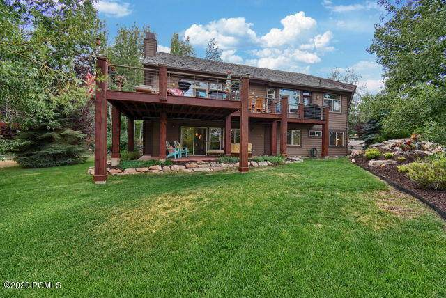 4800 Winchester Court, Park City, UT 84098 (MLS #12002857) :: High Country Properties