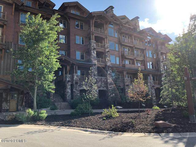 8777 Marsac Avenue #401, Park City, UT 84060 (MLS #12002881) :: High Country Properties