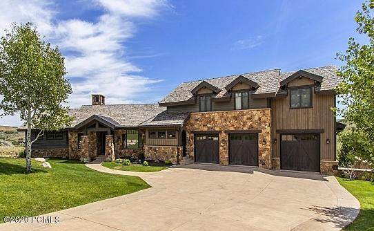 9060 N Twin Peaks Drive, Kamas, UT 84036 (MLS #12003178) :: Lookout Real Estate Group