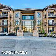 3751 Blackstone Drive 2H, Park City, UT 84098 (MLS #12003543) :: High Country Properties