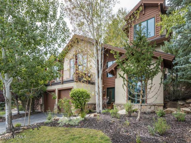 2764 Gallivan Loop #28, Park City, UT 84060 (MLS #12003600) :: High Country Properties