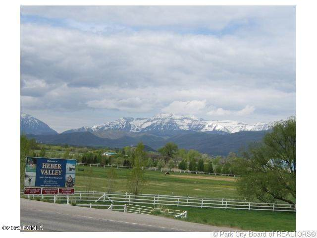 3570 Us-40, Heber City, UT 84032 (MLS #12003776) :: Lookout Real Estate Group