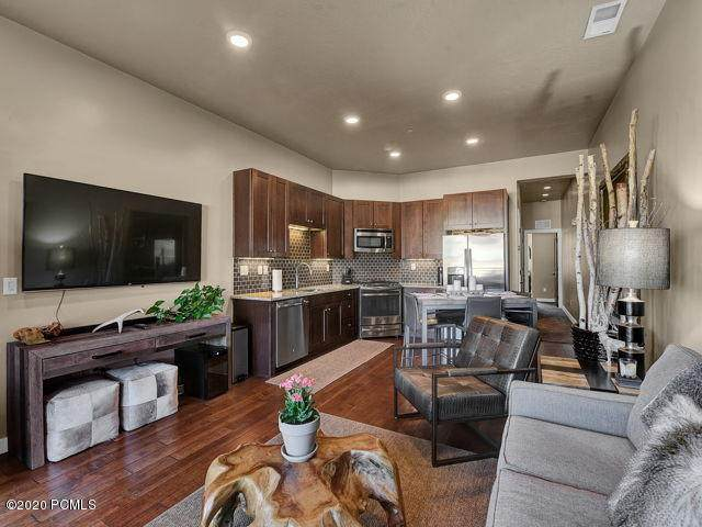 6169 Park Lane South #30 #30, Park City, UT 84098 (MLS #12004130) :: Lookout Real Estate Group
